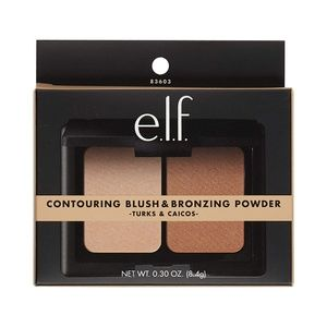 NEW ELF CONTOURING BLUSH & BRONZING POWDER TURKS